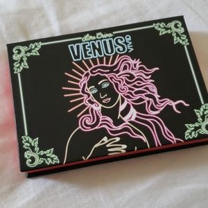 Lime Crime Venus Vivid Eyeshadow Palette